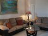Sofagruppe med ny sovesofa